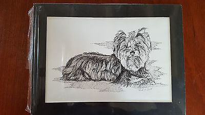 Terrior Picture- Dog Sketch Picture- New