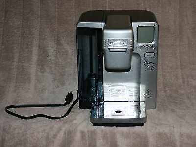 Cuisinart SS-700 One Touch Coffee Maker Keurig K-Cups - Silver