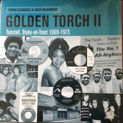 Golden Torch II Vinŷl LP - Outta Sight LP
