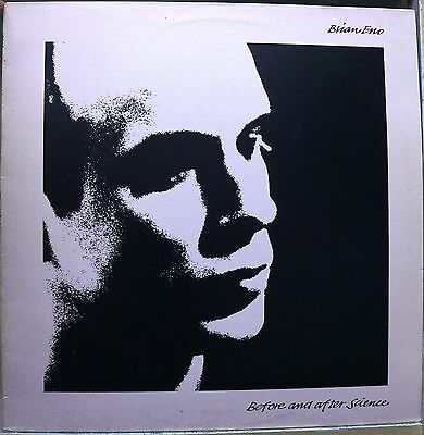 BRIAN ENO - Before And After Science LP Vinyl 1977