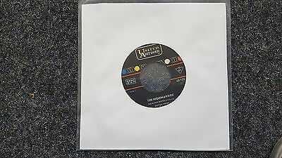 The Highwaymen - Gypsy rover/ Cotton fields/ Cindy oh Cindy 7'' EP Single