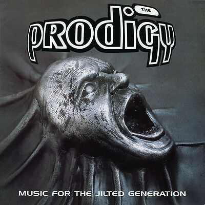 The Prodigy ~ Music For The Jilted Generation ~ 2 X Vinyl Lp ~ *new And Sealed*