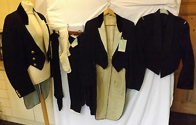 Military WW1 Collection Of Vice Regal Dress Frock Coats Breeches Uniform (2916)