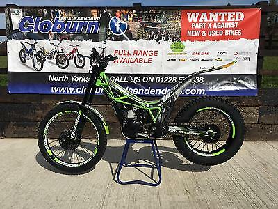2016 Vertigo Combat 300cc Trials Bike