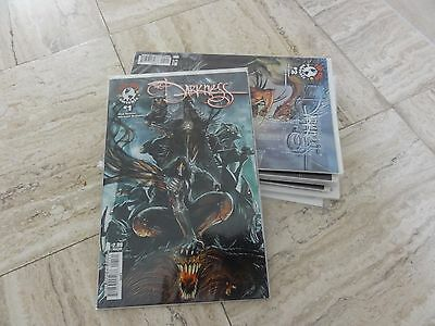 The Darkness volume 3 V3 #1-10 + #75-78 Top Cow Image (14 comics)