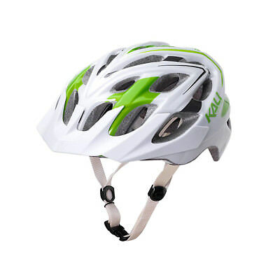 New Kali Chakra Plus Helmet Wisdom White S//M Small Medium Road Mtb Bike
