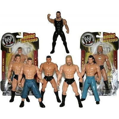 Figurine Catch Wwe Serie 4
