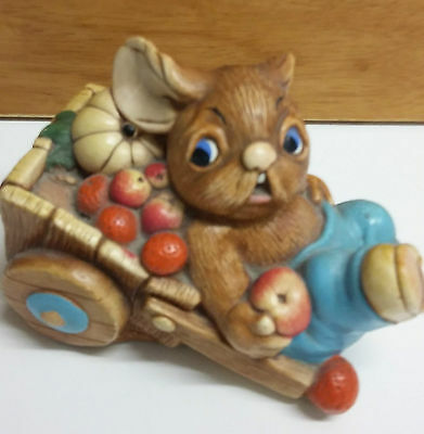 Vintage Pendelfin - 'Barrow Boy' - With Blue Trousers