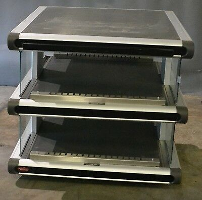 Used Hatco GR2SDS-240 Food Warmer/Display Merchandiser ,Excellent, Free Shipping