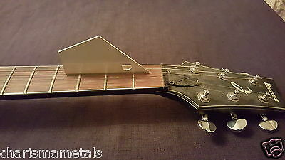 Premium Guitar High Fret Rocker Level Laser Cut Tool Stainless Steel 304 2B - UK