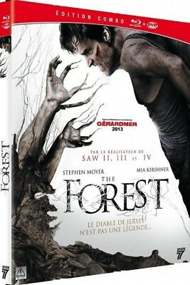 The forest BLU-RAY + DVD NEUF SOUS BLISTER