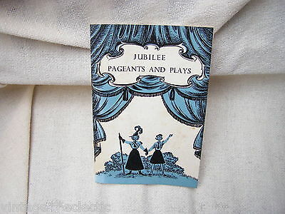 JUBILEE PAGEANTS & PLAYS from 1959 ~ GIRL GUIDES BROWNIES ~ SCRIPTS