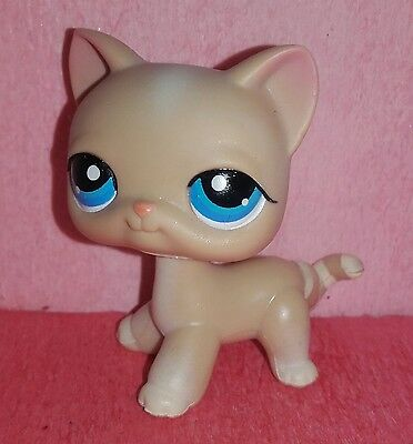 authentic LPS 228 LITTLEST PETSHOP chat cat gato kitty HASBRO