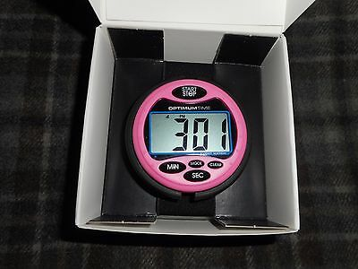 Optimum Time OE Event Watch PINK OE399