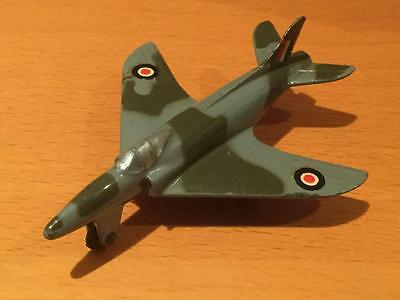 Dinky Toys 734 Supermarine Swift Aircraft Airplane NMC