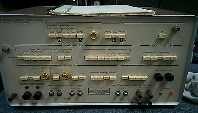Sound Technology 1200A Stereo Test Panel w/ manual