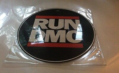 "RUN DMC 'Walk this way' 12"" Vinyl Picture Disc"