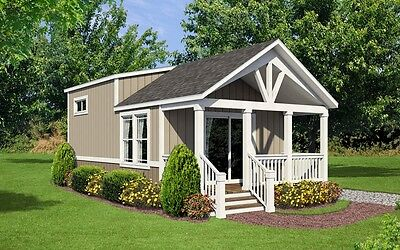 Athens Park Model Rv Home (Tiny Home) 399 sq ft *Free Delivery