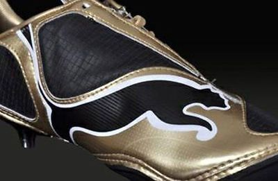 Puma V1.08 SG  soccer Boots / Cleats - Gold SIZES :  8,8.5; 9, 9.5, 11,11.5; 12