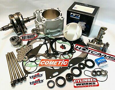 DRZ400 DRZ 400 400S 400SM 94mm 470 Hotrods CP Hotcams Big Bore Stroker Kit