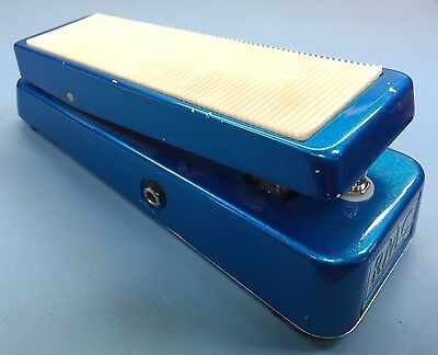 Geoffrey Teese Real McCoy Custom RMC3 Tuneable Wah Pedal Boxed