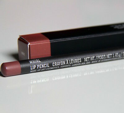 Mac Lip Pencil 0.05oz/1.45g Whirl Liner Dirty Rose Full Size