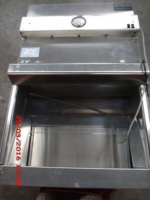GermFree Laboratories Pharmacy Mixing Fume Hood Model BBF 3SS-RX  Stainless