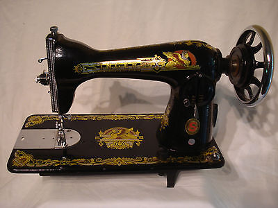 NEW Singer Egyptian Sphinx Treadle Sewing Machine Replacement Head Mdl. 15 - C2