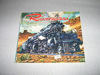 Catalogue Trains Rivarossi 1967-1968