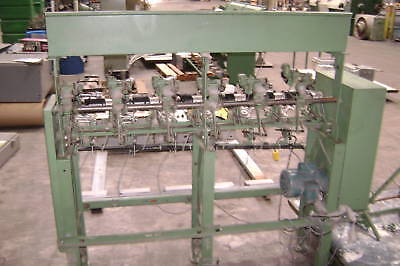 Textile Winder with Uster Classimat II