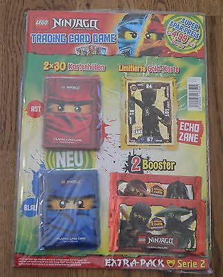 Lego Ninjago™ Series 2 Trading Card Game Extra Pack LE18 Limited Edition