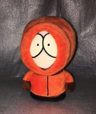 "South Park Kenny 1998 Comedy Central 7"" Plush Soft Toy"