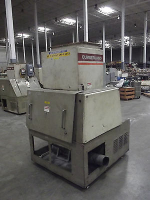 Cumberland Model 684 25 Hp Grinder / Granulator   Lot 005
