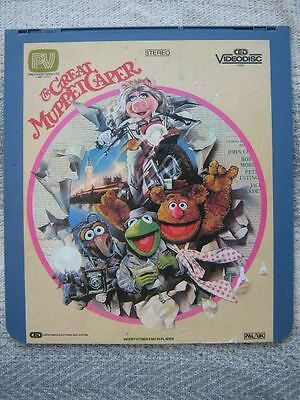 The Muppet Show Cd Video