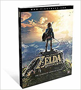 The Legend of Zelda: Breath of the Wild The Complete Official Guide PDF Ebook CD