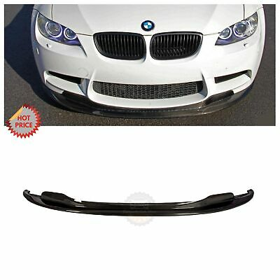 2008-2013 E90 E92 E93 Bmw M3 Exo Style Carbon Fiber Front Lip Ship From Usa!!!