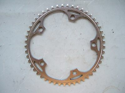 .Shimano Dura Ace / NJS Chainring / 49T / BCD 144  1/8   () .