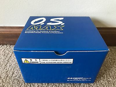Brand New in Box OS Max 46 AX Engine with Muffler #15480!!!