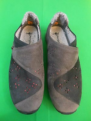 Womens TIMBERLAND SLIP-ON SMARTWOOL SUEDE OUTDOOR PERFORMANCE Shoes Size 9M