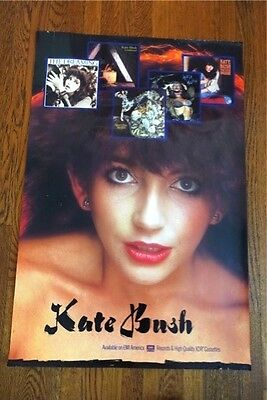 "Kate Bush The Dreaming Catalog Poster 24"" x 36"""