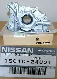 Genuine Oil Pump&gasket Kit Nissan Skyline Gt-R R32,r33,r34 Rb25Det,rb26Dett
