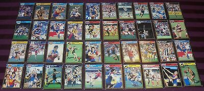1987 Scanlens Vfl Cards 40 X Bulk Lot (Good To Very Good Condition) (3)