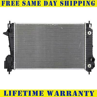 Radiator For Chevrolet Fits Sonic 1.4L Turbo 13248