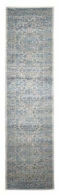 New Hallway Runner Rug Traditional Extra Long FREE DELIVERY Assorted Size Silver