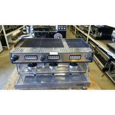 Cheap Pre-Owned 3 Group SAB E96 Commercial Coffee Machine