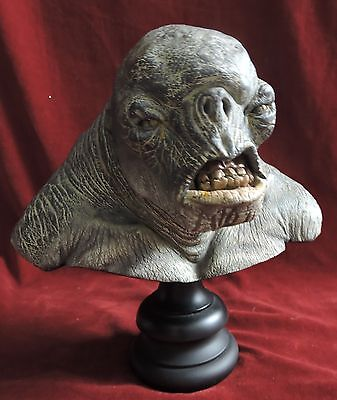 Lord Of The Ring Cave Troll Bust / Sideshow Weta  No.973