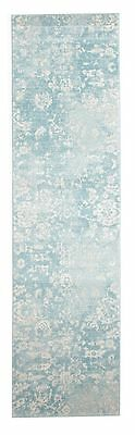 New Hallway Runner Rug Traditional Extra Long FREE DELIVERY Assorted Size Blue