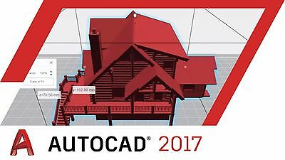 AUTODESK | Autocad 2017 | 3 Years license | Win/MAC OSX | FAST DELIVERY ! ✔SALES