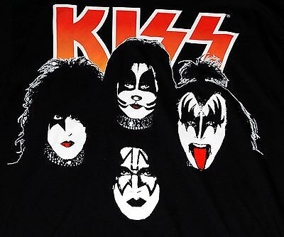 KISS Lost My Mind NY City MSG 2009 Alive 35 Concert T-Shirt UNWORN Gene Simmons