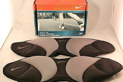 Nike Dri-Fit Ankle Weights Resistance Training Equipment